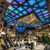 Lightemotion Creates a Dynamic New Lighting Signature for Complexe Desjardins