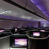 Virgin Australia's New Business Class Cabin by tangerine