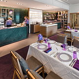 Champions' Room Restaurant at Wimbledon by SHH
