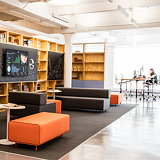Eight Designs DonorsChoose's New San Francisco Office