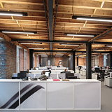 BuckleyGrayYeoman Completes Fred Perry HQ at Mount Pleasant