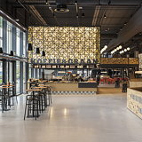 UXUS Designs Speys Eten and Drinken at the Jaarbeurs Event Centre, Utrecht