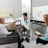 Steelcase Health Insights - How Healthcare Environments Can Encourage Family Involvement in Patient Care