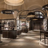 Kinnersley Kent Design Redesigns White Tower Store at Tower of London