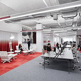 Ted Moudis Associates Designs Mediabrands' New NYC Office