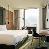 JOI-Design Creates a Mountain Hub for the Hilton Munich Airport