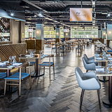 Nick Leith-Smith and Forward Associates Deliver New Dining Destination at Villa Park
