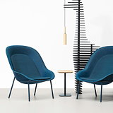 De Vorm Unveils Nook Lounge Chair
