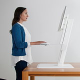 Humanscale Unveils QuickStand Eco