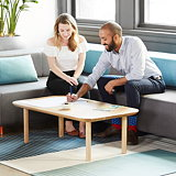 Poppin Unveils Take Note Coffee Table