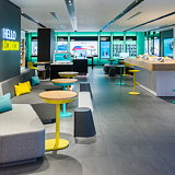 Quinine Designs New Showcase Stores for EE