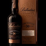 Nude Brand Creation Unveils Design for Ballantine's Limited Release 30 Year Old Cask Edition