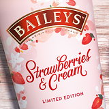 Baileys Launches Limited Edition Strawberries and Cream with Design by Vault49