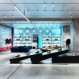 Hogan Relocates in Milan with New Store Concept by Checkland Kindleysides