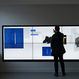 Lab101 Designs Interactive Touchwall for Museum of Contemporary Art Antwerp Featuring Crowdsourced Animations
