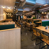 Pigsty by Phoenix Wharf Opens in Bristol
