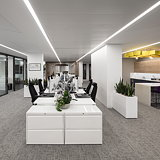 align Brings 18th Century Twist to Contemporary Workspace Scheme