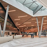 NH Architecture and Woods Bagot Design Melbourne Convention and Exhibition Centre Expansion