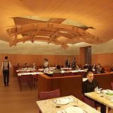 Philadelphia Museum of Art Announces New Restaurant, Stir, Designed by Frank Gehry