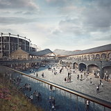 Coal Drops Yard to Open to Public on October 26