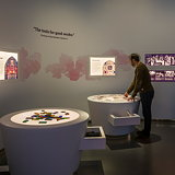 MET Studio Designs the Monastic Way Visitor Experience to Tell 1000-year Story of Buckfast Abbey