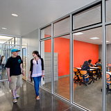 Berkeley YMCA - PG&E Teen Center by Noll and Tam Architects