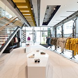 Stone Island Opens Flagship Store in Tokyo
