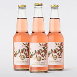 Denomination Designs Identity and Packaging for Strongbow Blossom Rosé