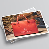 Straight Forward Design Rebrands 'Unsung' British Leather Goods Brand Tusting