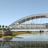 Cepezed Unveils its Design for Lekbrug