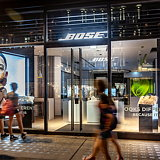 Green Room Designs Bose's Flagship Store on Regent Street