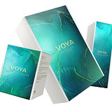 Butterfly Cannon Creates Limited Edition Packaging for VOYA