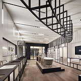 House of Rohl Showroom by Valerio Dewalt Train