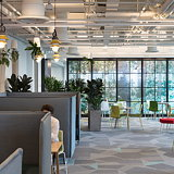 align Expands City of London Workspace Interiors for Australian Financial Services Group