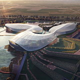 Ennead Architects Wins Competition to Design the Shanghai Yangtze River Estuary Chinese Sturgeon Nature Preserve