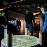 Gagarin Designs Heart of Iceland Exhibition at Thingvellir National Park