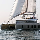 Sunreef Yachts Completes First Sunreef 50