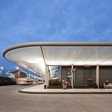 Cepezed Designs First Self-sufficient Bus Station in Netherlands