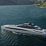 Rossinavi Unveils New Superyacht Concept 'Infinity'