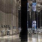Baranowitz and Kronenberg Designs Flagship Store for Âme