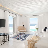 MKV Design Completes Chic New Hotel on Mykonos