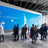 ESI Designs Statue of Liberty Museum's Interactive Exhibits