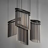 Stickbulb Debuts Chime and RAY Sconce at ICFF