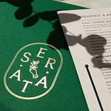 & SMITH Delivers Identity for Serata Hall