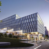 HENN Wins Competition for RLB Campus '25 in Linz