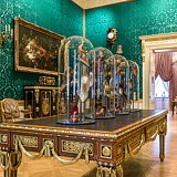 Nissen Richards Studio Designs 'Manolo Blahnik at the Wallace Collection'