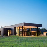 Cushing Terrell Completes Confluence House in Whitefish, Montana