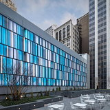 ESI Design Transforms Chicago Parking Garage into Urban Oasis