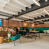 align Completes New Co-working Space for bubbleHUB