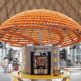 Feel the Peel - Circular Juice Bar by Carlo Ratti Associati